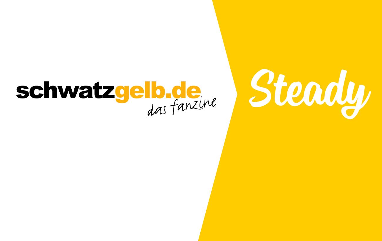 schwatzgelb goes Steady