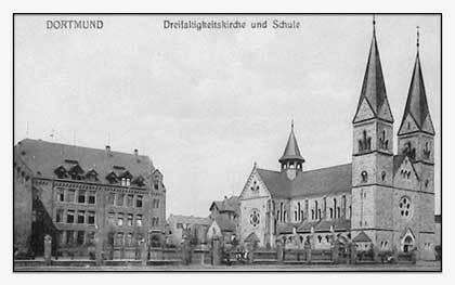 Dreifaltigkeitskirche / Foto: Dortmund.de