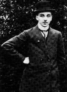 Gründungsvater und Ehrenpräsident: Franz Jacobi