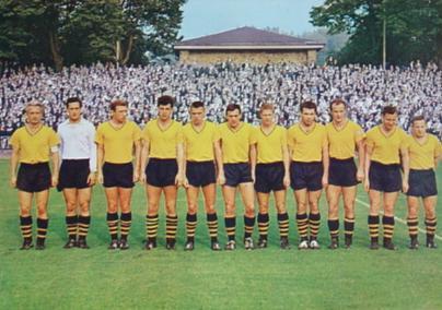 Der Kader der Saison 1961/62