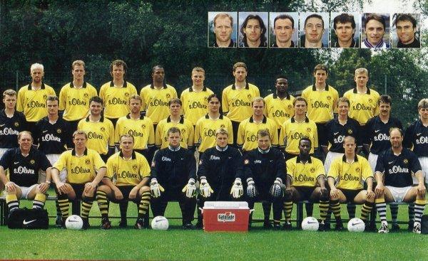 Der Kader der Saison 1998/99