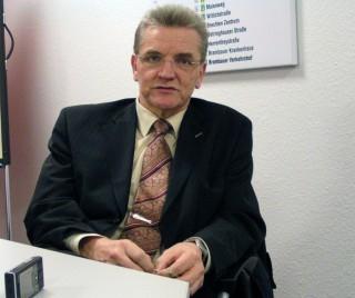 Wilfried Becker, Leiter der Verkehrssteuerung bei den DSW21