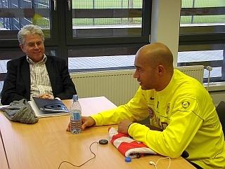 Dede und Josef Schneck im Interview
