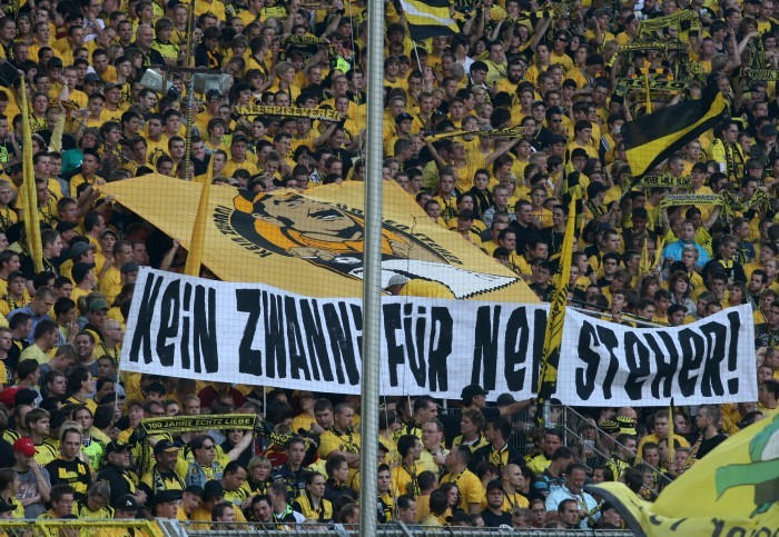 Kein Zwanni-Protest in Dortmund
