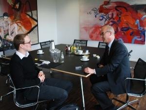 Thomas Tress im Interview mit schwatzgelb.de