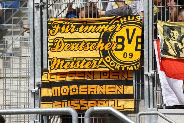 Deutscher Meister und gegen den modernen Fußball