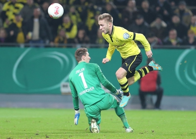 BVB gegen Hannover