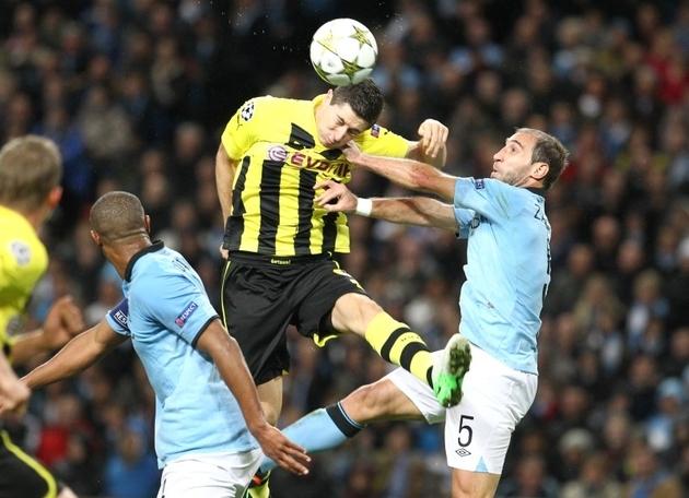 Manchester City gegen BVB