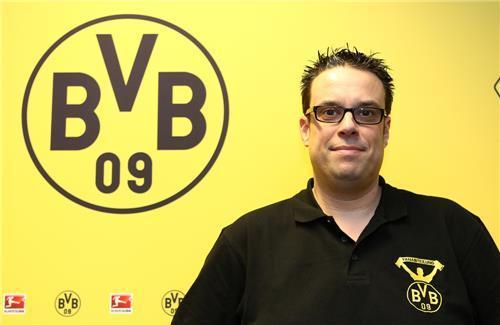 Der neue Vorsitzende der Fanabteilung: Torsten Schild