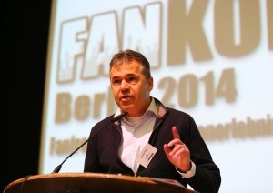 Andreas Rettig beim Fankongress 2014