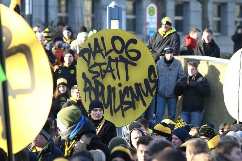 Dialog statt Populismus