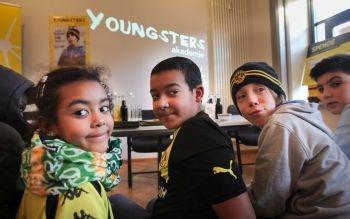 Leuchtturm-Projekt Youngsters Akademie am Borsigplatz