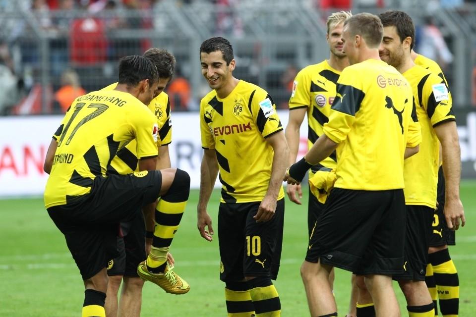 Gute Stimmung im BVB-Lager nach 7 nicht verlorenen Partien