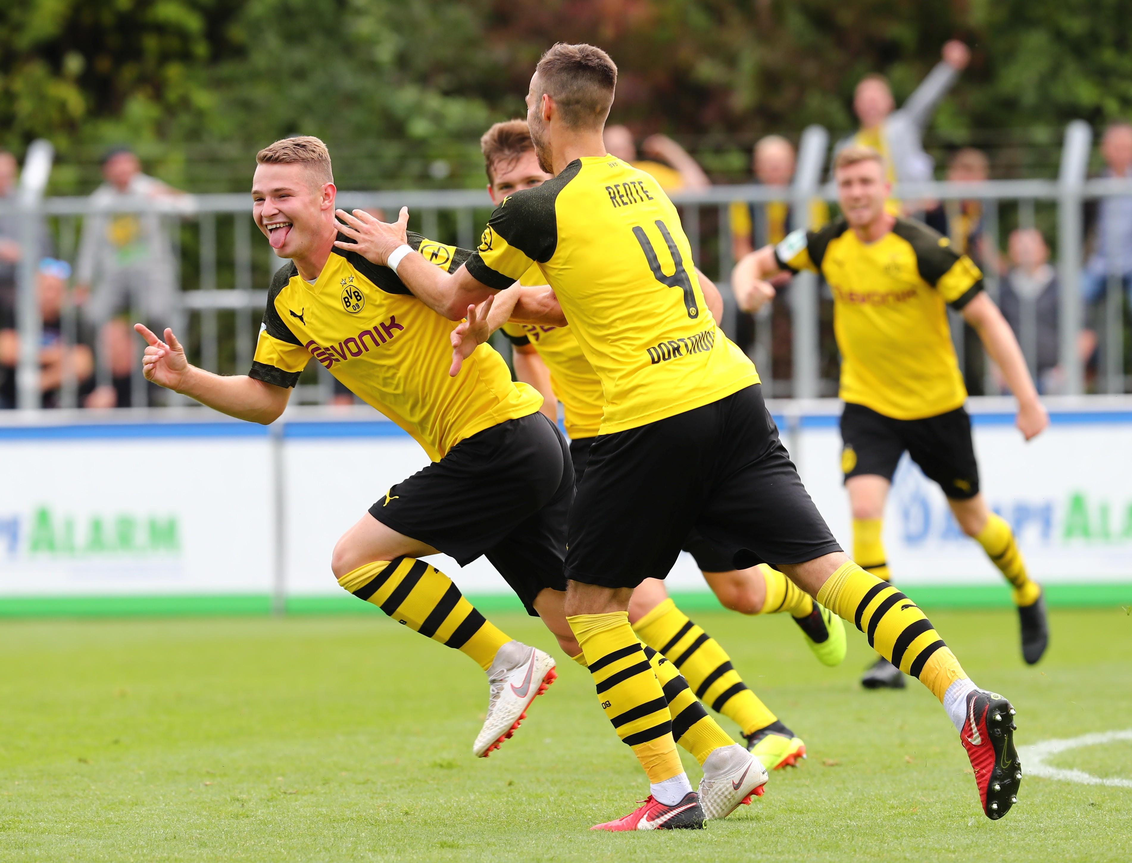 Julian Schwermann erzielte die Führung zum 2-1