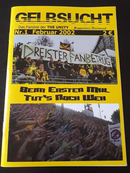 """TU-Fanzine """"Gelbsucht"""""""