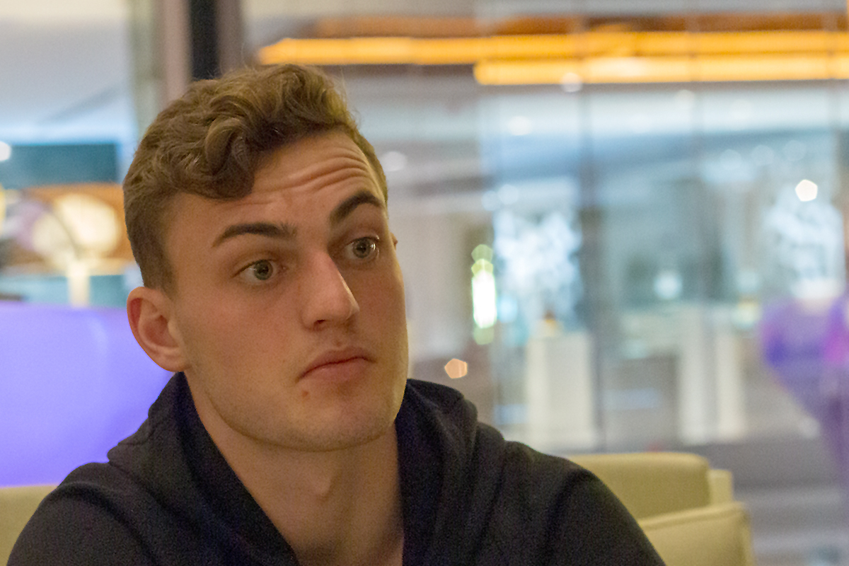 Jacob Bruun Larsen im Interview