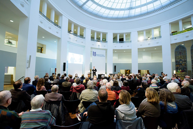 Das Publikum im Museum für Kunst und Kulturgeschichte