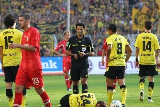 Keineschwache Babak Rafati Im Fussball Wird Druck