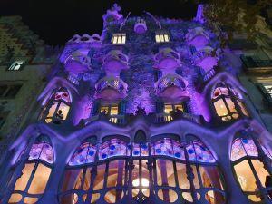 Casa Batllo: Gaudis Wirken ist in Barcelona kaum zu übersehen.