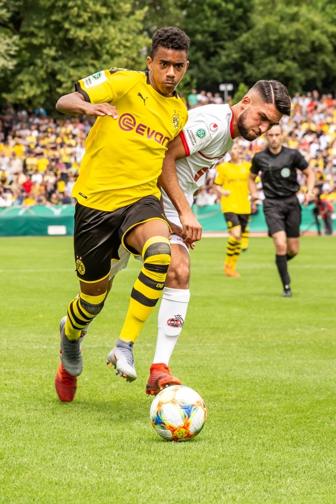 Dortmunds stärkster: Ansgar Knauff