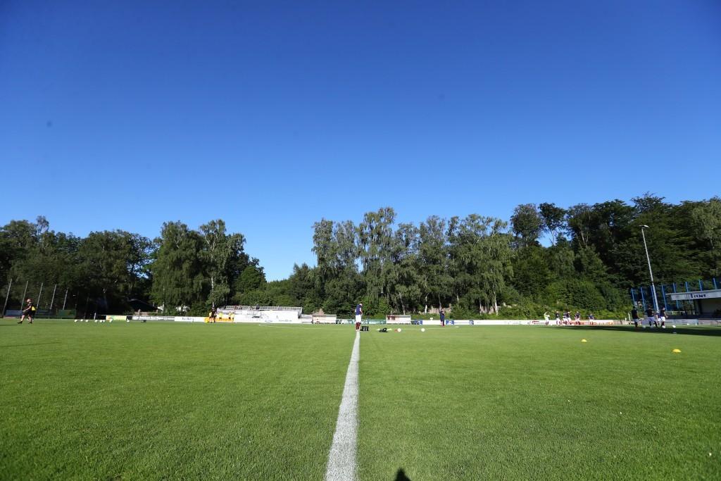 Somme, Sonne, Waldstadion