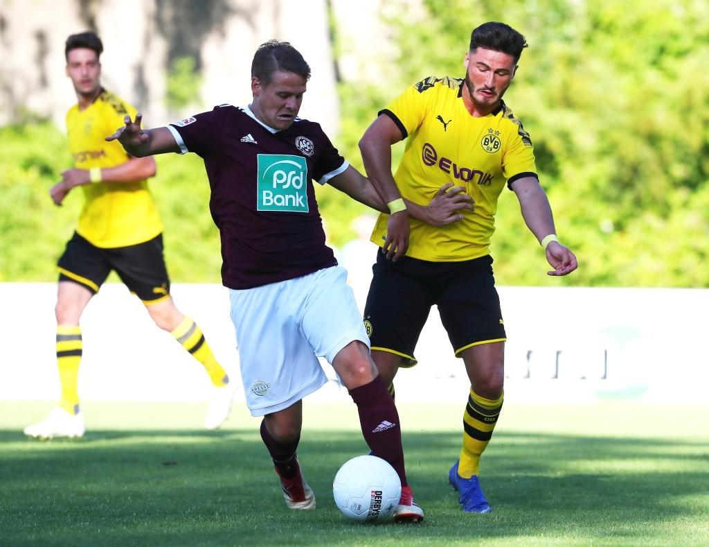 Arif Et kam aus Brünninghausen zum BVB