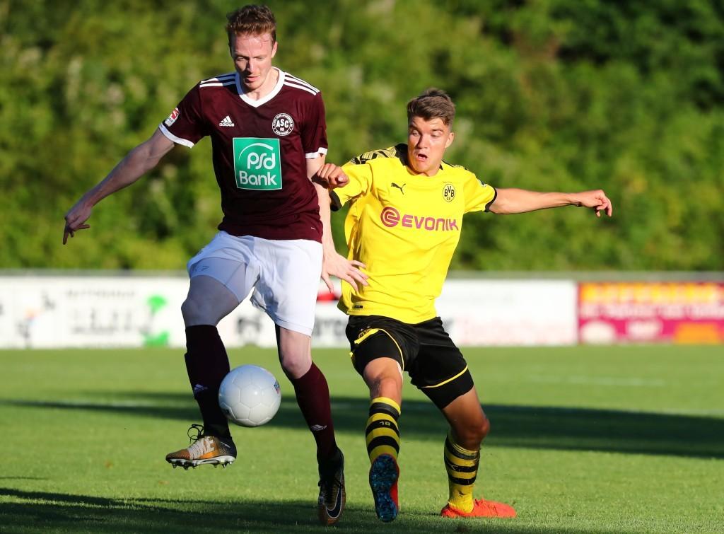 Steffen Tigges sorgte für viel Bewegung in der Offensive