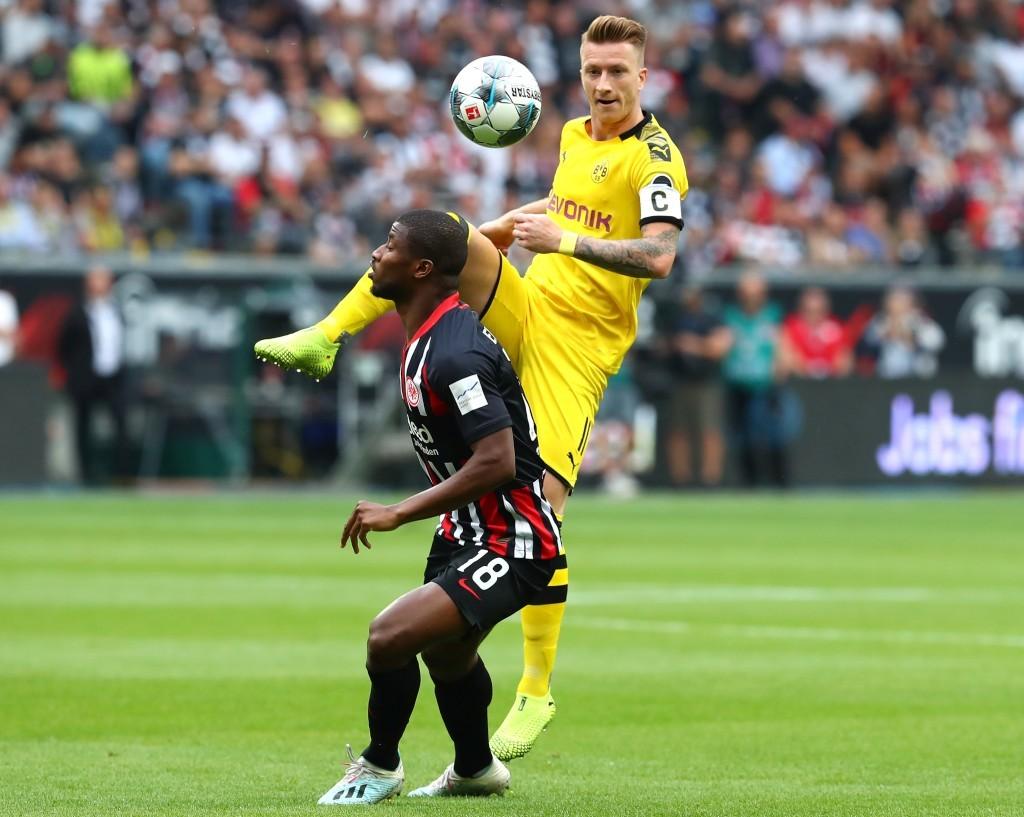 Marco Reus gegen Almamy Toure