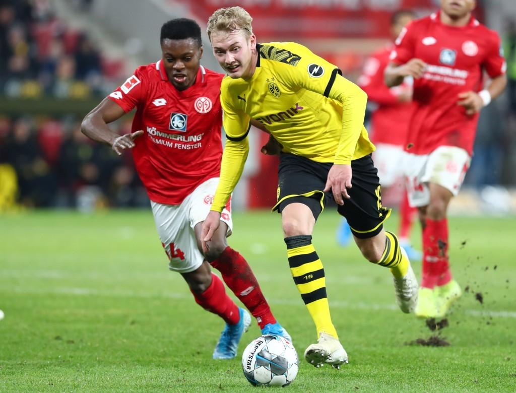 Julian Brandt ist nunmehr beim BVB angekommen