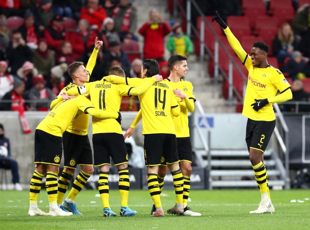 BVB-Torjubel zum 3:0