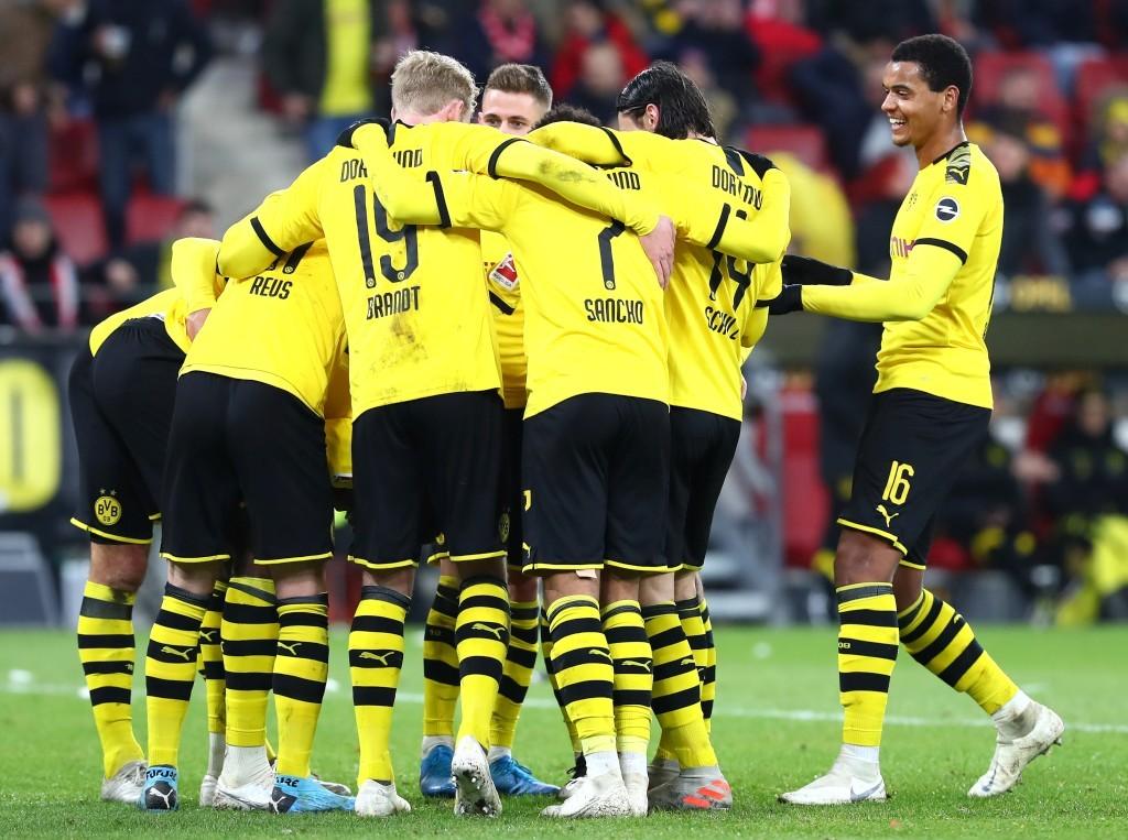 BVB-Torjubel zum 4:0