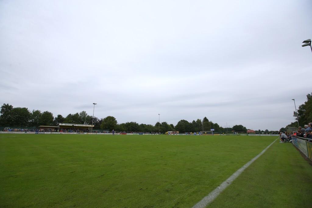 Ländlich: Der Ground in Varenrode