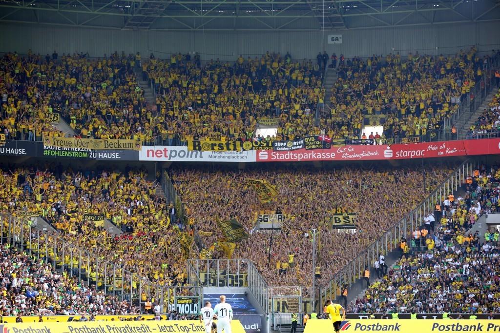 """Der Aufruf """"Alle in gelb"""" machte gut was her"""