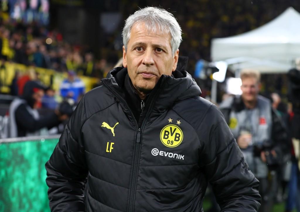 Lucien Favre steht gegen Mönchengladbach unter enormen Erfolgsdruck