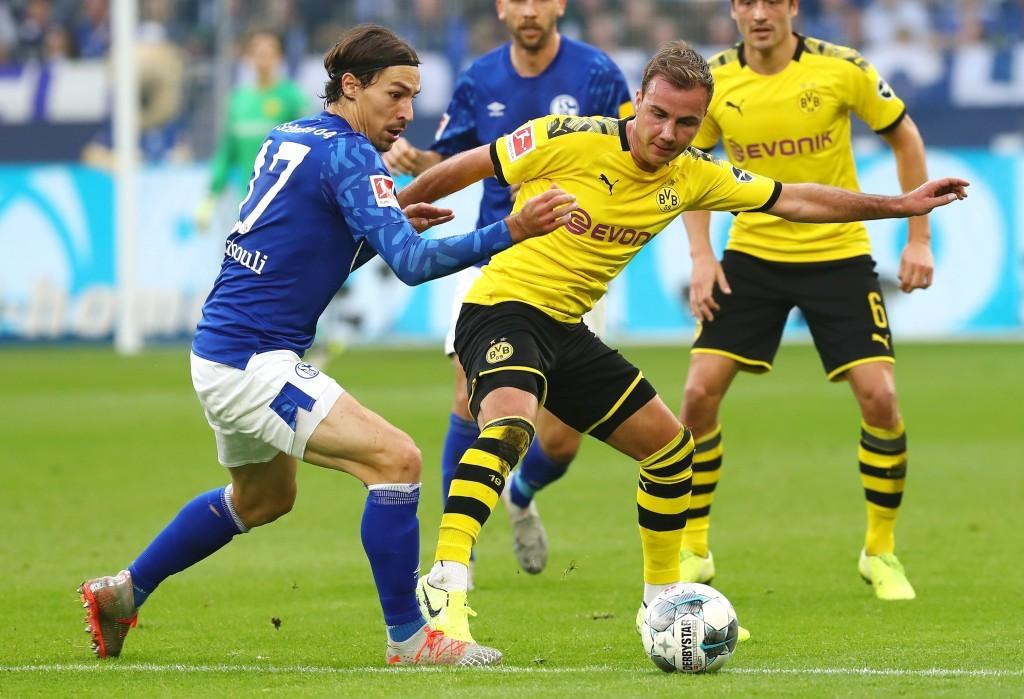 Mario Götze musste in der zweiten Halbzeit verletzt raus
