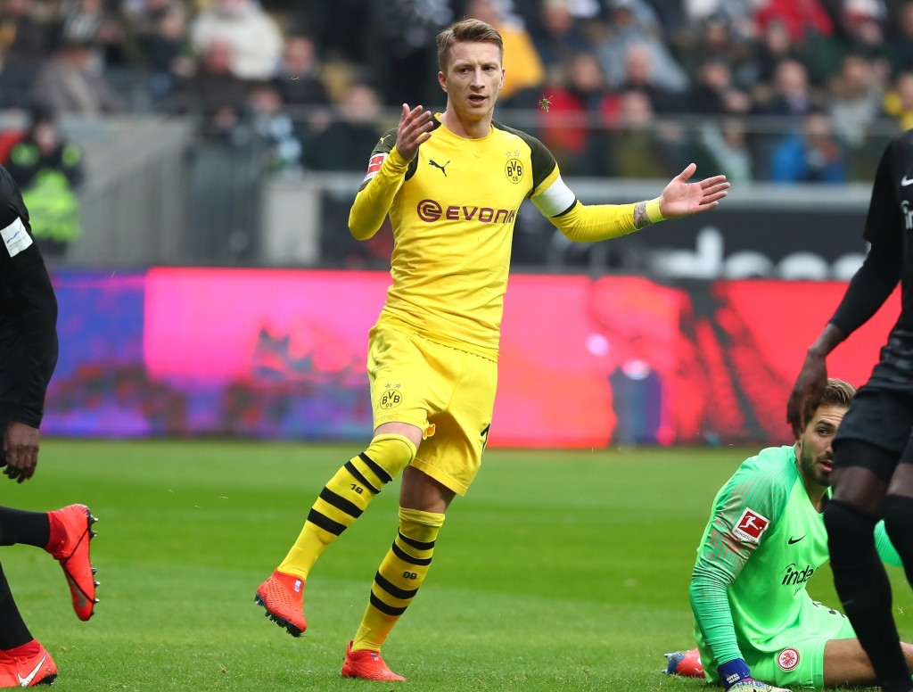 Marco Reus war aufgrund seines Tores und den vergebenen Chancen wohl Mann des Spiels