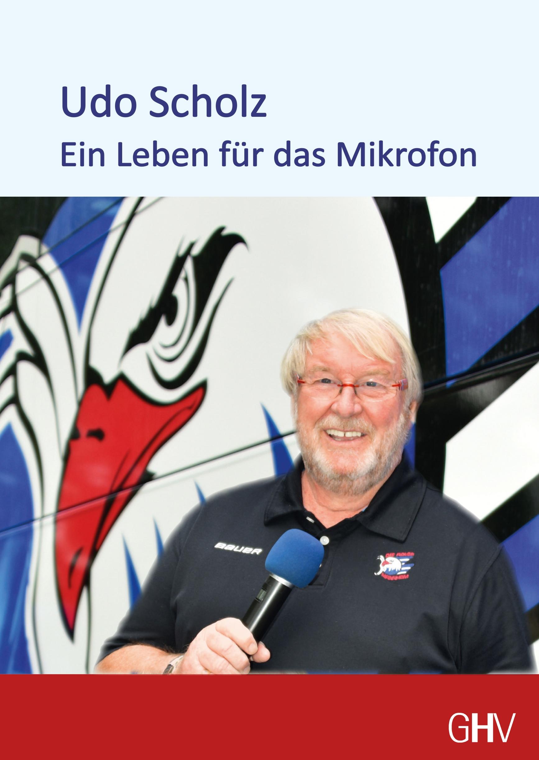 """""""Ein Leben für das Mikrofon, der Stadionsprecher der Adler Mannheim erinnert sich"""""""