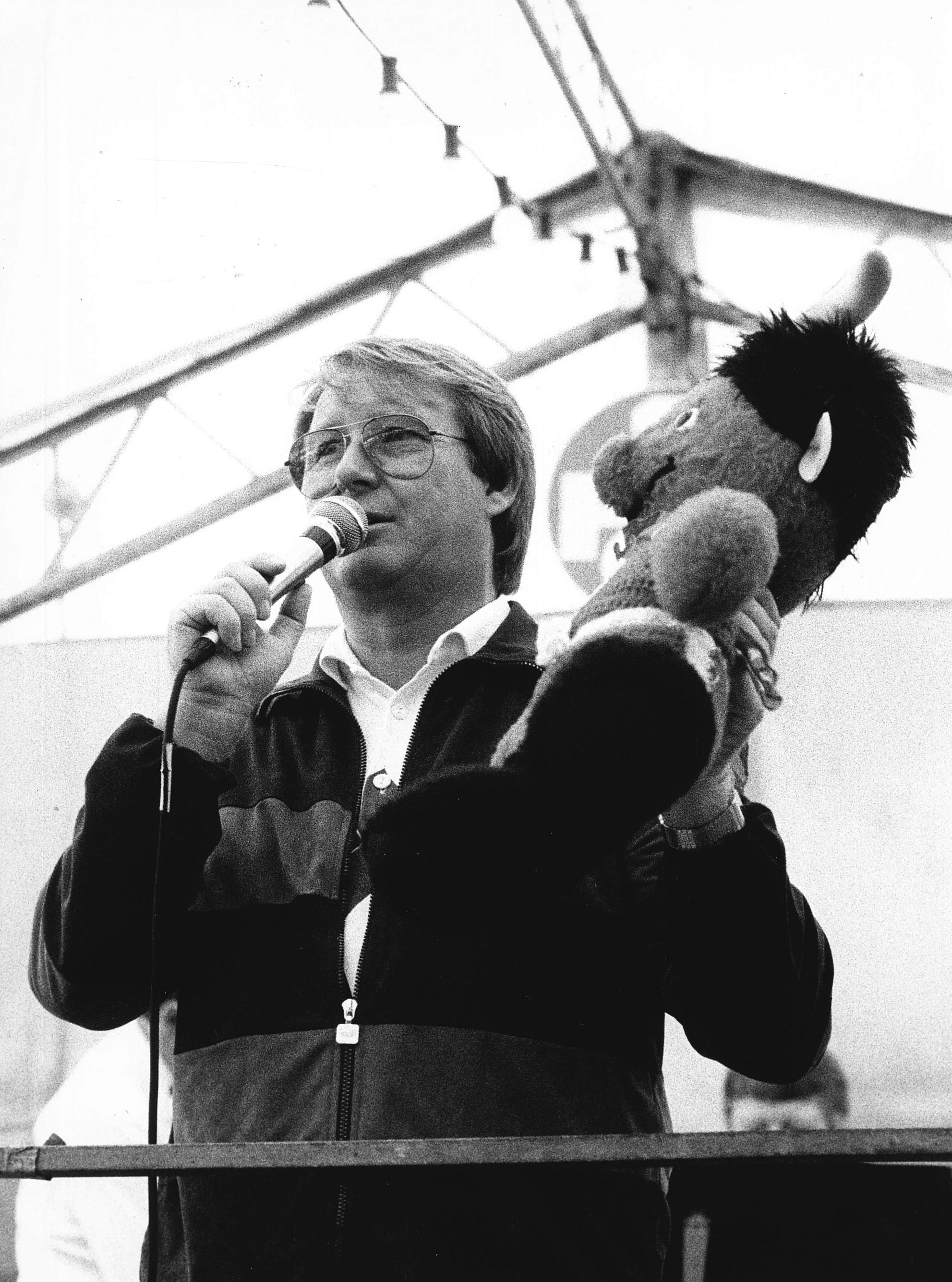 Udo Scholz in Kaiserslautern