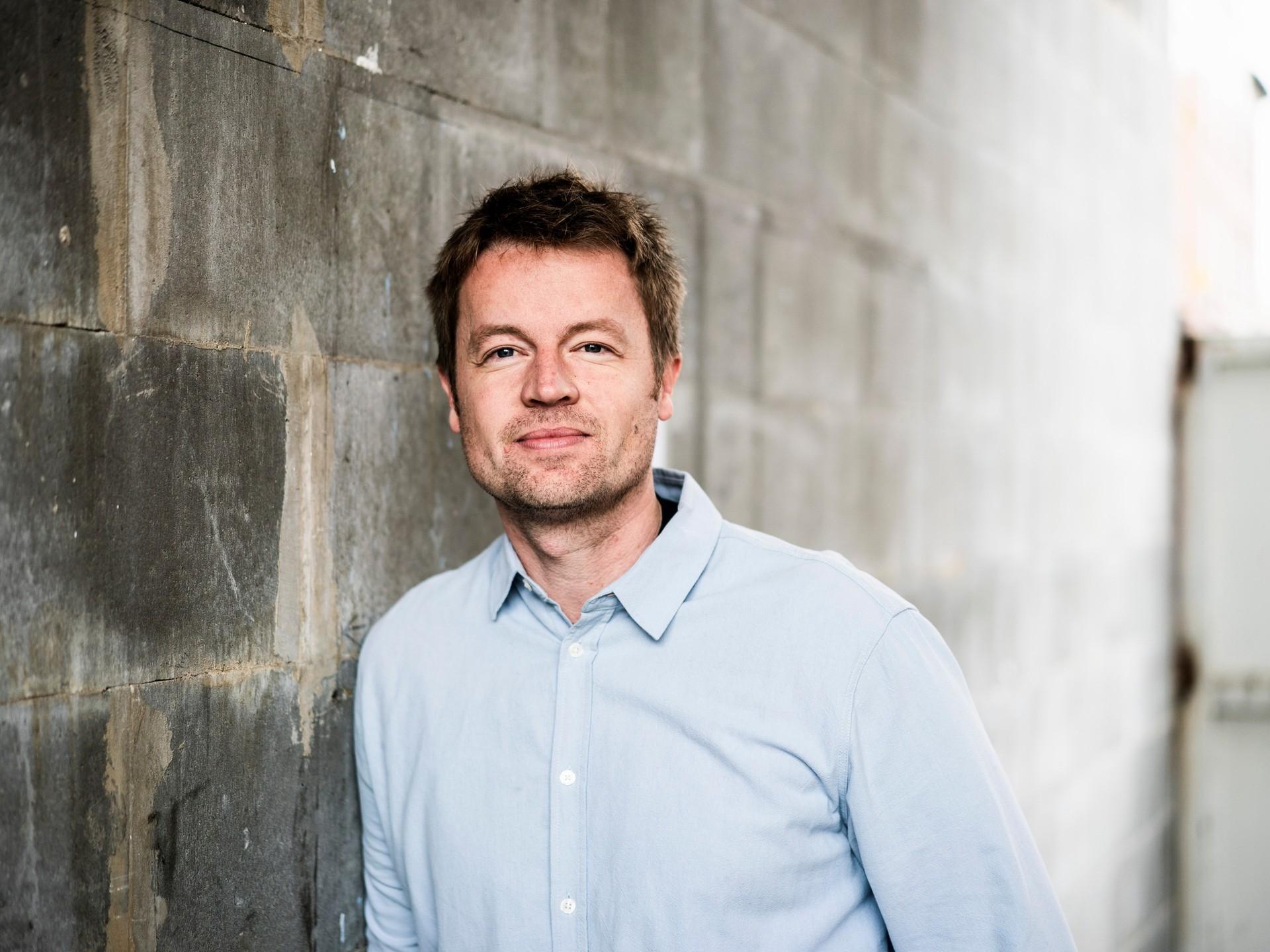 Der Autor Ronny Blaschke
