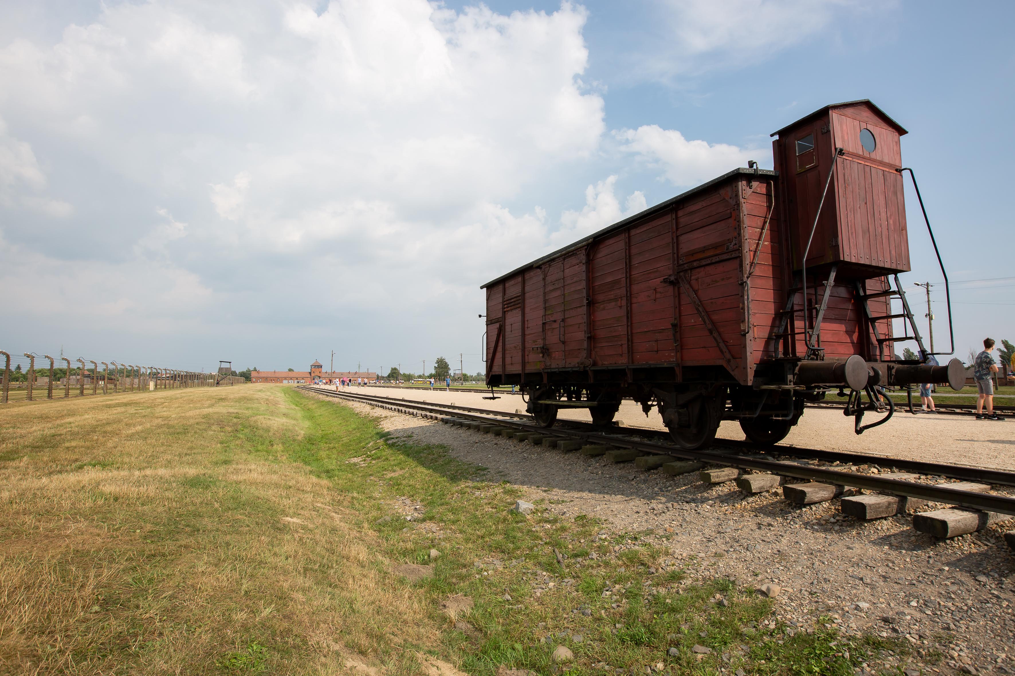 Nach Auschwitz wurden die Gefangenen in zahlreichen Einzel- oder Sammeltransporten eingeliefert.