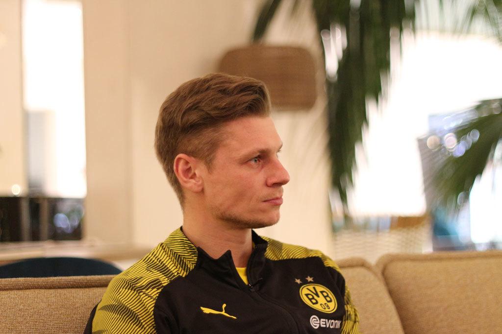 Im Gespräch mit Lukasz Piszczek