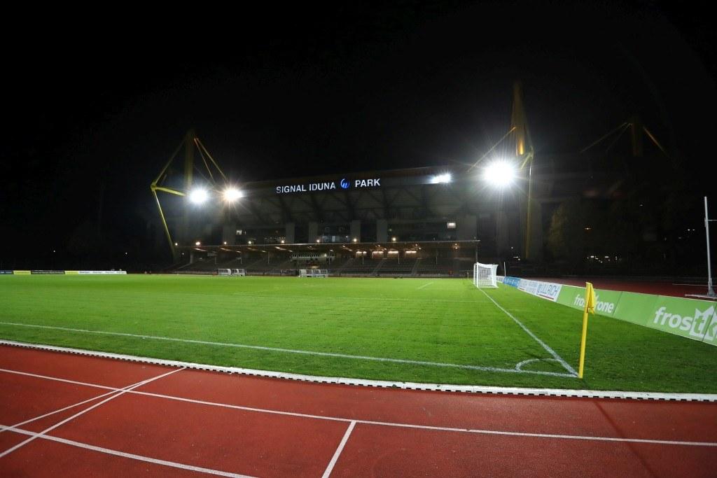 Geisterspiele nun auch bei den Amas in der Regionalliga West