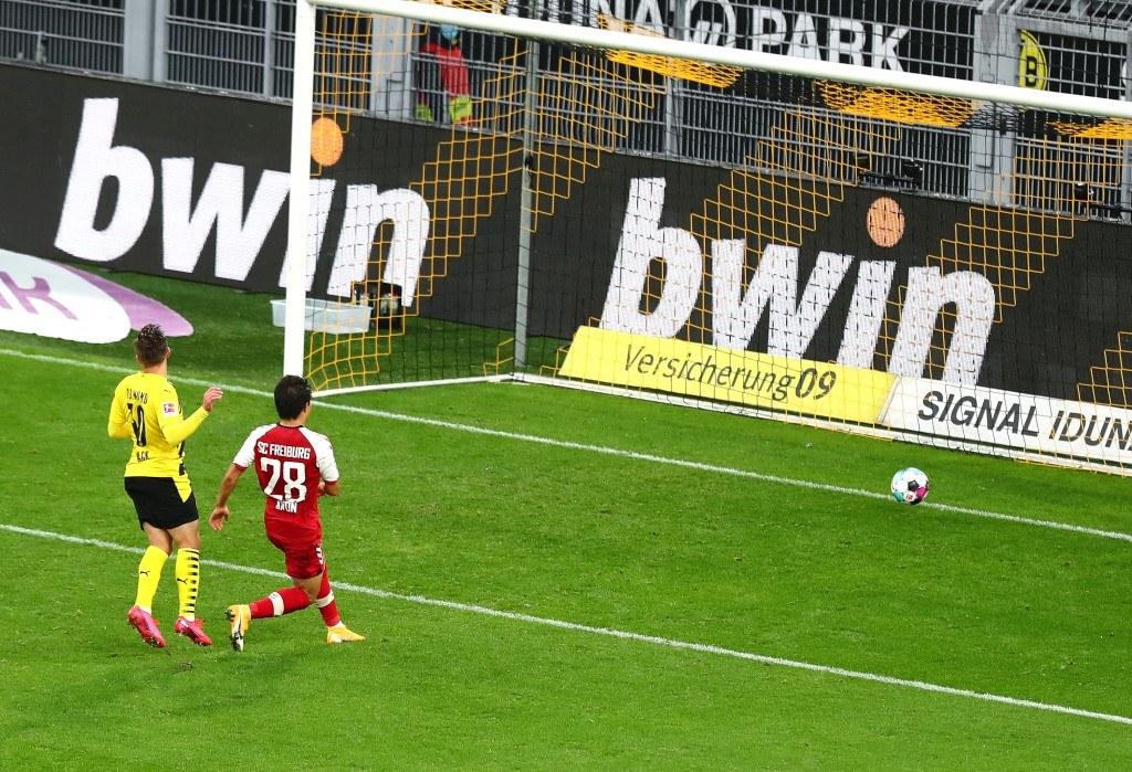 Passlacks Treffer zum 4:0 markierte das Ende der Partie