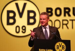 Andreas Heiermann hielt eine launische Rede