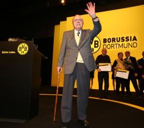 85 Jahre BVB-Mitgliedschaft: Alois Scheffler