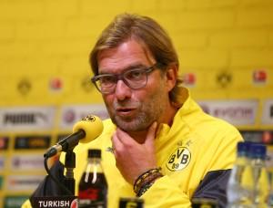 Jürgen Klopp gab sich eine Mitschuld an der Niederlage