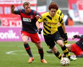 Mustafa Amini gegen Christoph Menz