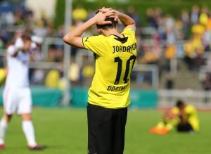 Jordanov kann es nicht fassen: 3-1