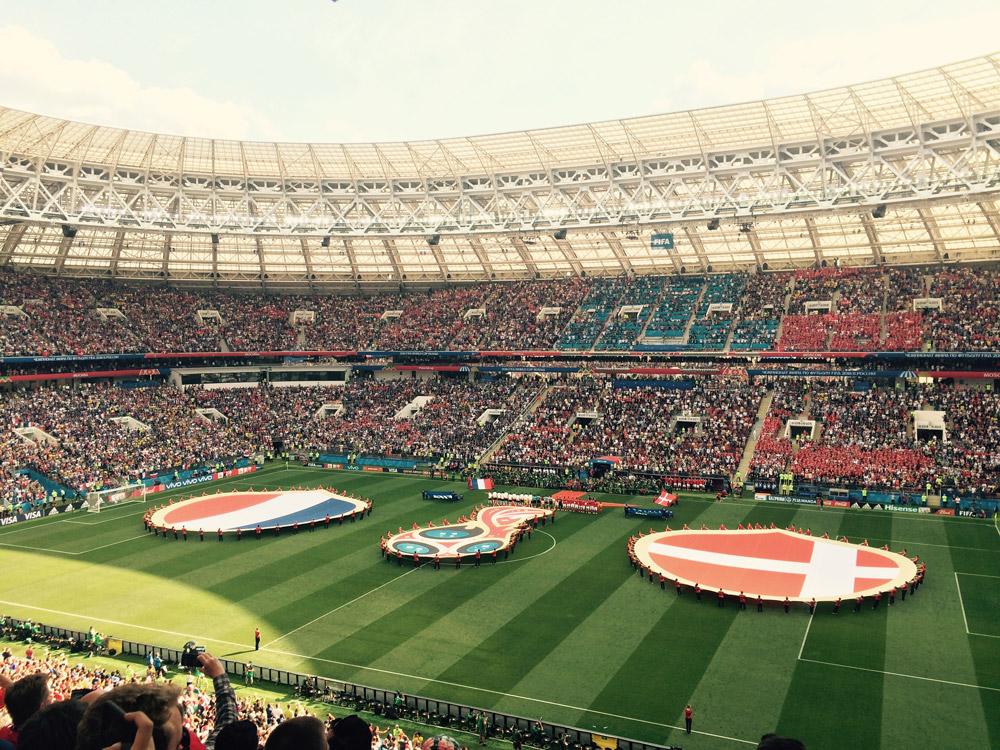 Langweilig, peinlich und schade für die Fans. Oder: Frankreich gegen Dänemark