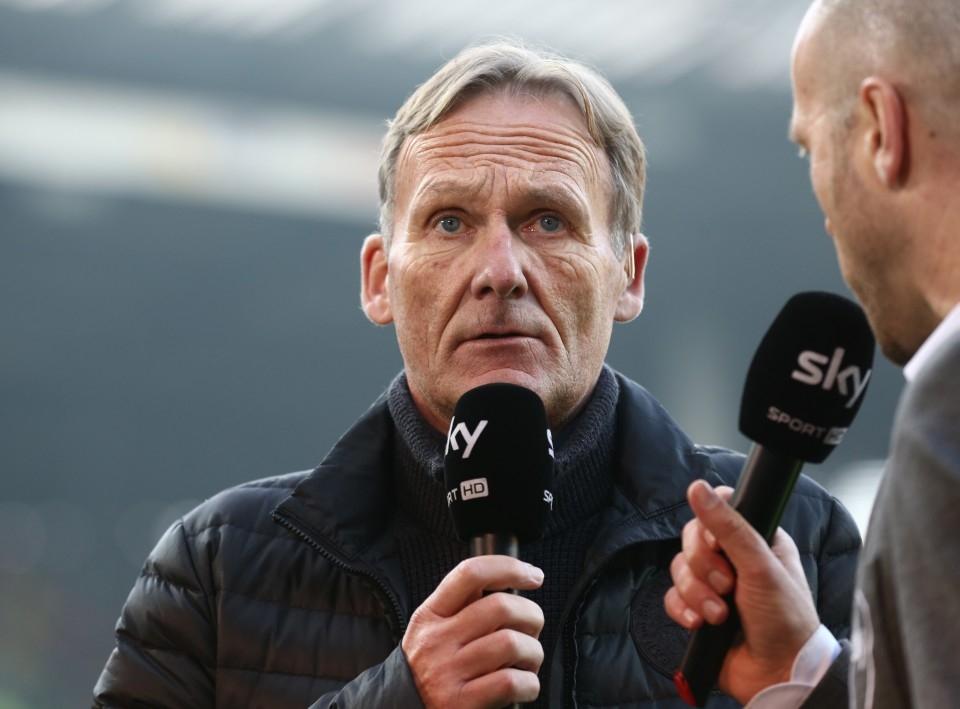 """Spagat zwischen Bundesliga und """"Super League"""" - Aki Watzke"""